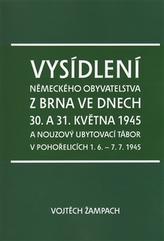Vysídlení německého obyvatelstva z Brna ve dnech 30. a 31. května 1945