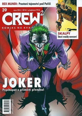 Crew2 - Comicsový magazín 39/2014