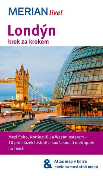 Merian - Londýn krok za krokem - Heidede Carstensen