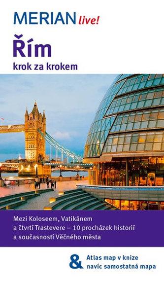Merian - Řím krok za krokem - Ulrike Koltermann