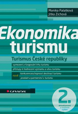 Ekonomika turismu - Náhled učebnice
