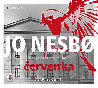 Červenka - 2 CD (čte Hynek Čermák) - Jo Nesbø