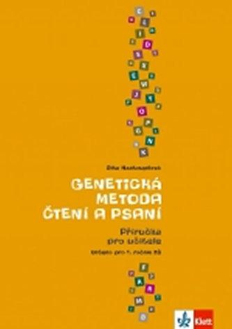 Příručka pro učitele - genetická metoda čtení a psaní