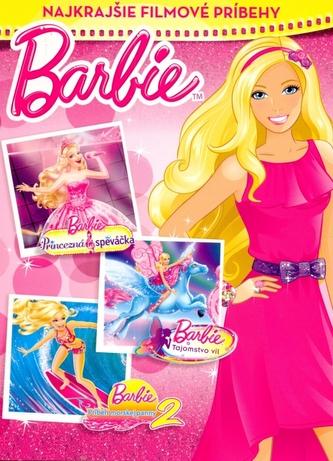 Barbie Najkrajšie filmové príbehy