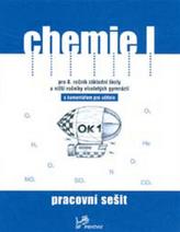 Chemie I Pracovní sešit s komentářem pro učitele