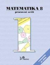 Matematika 8 Pracovní sešit 1 s komentářem pro učitele
