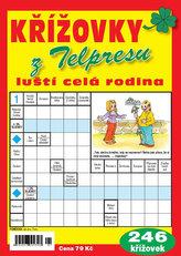 Křížovky z Telpresu luští celá rodina - 246 křížovek 1/2014