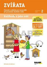 Zvířata - Pracovní sešit 2