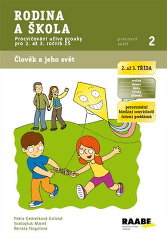 Rodina a škola - Pracovní sešit 2