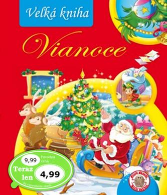 Veľká kniha Vianoce