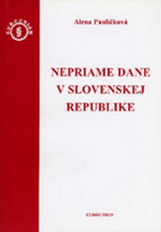 Nepriame dane v Slovenskej republike