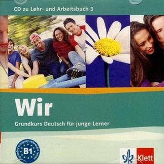 Wir 3 K učebnici a pracovnímu sešitu Wir 3