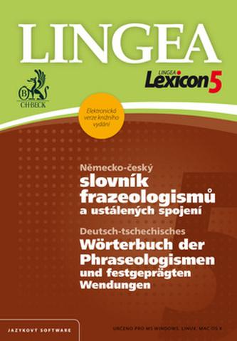 Lexicon5 Německo český slovník frazeologismů a ustálených spojení