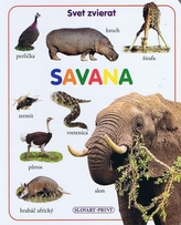 Savana - leporelo