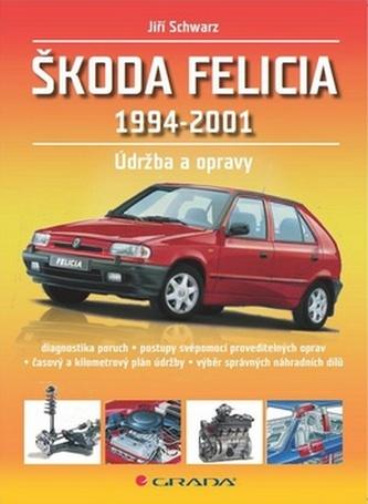 Škoda Felicia 1994 - 2001 - Jiří Schwarz