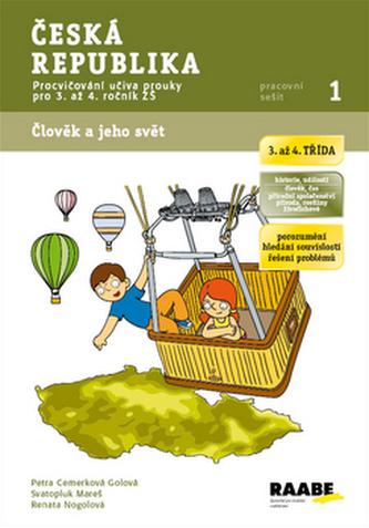 Česká republika - Pracovní sešit 1