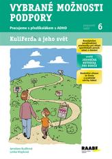 Metody a postupy při práci s předškolákem s ADHD - Pracovní sešit 6