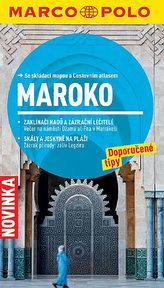 Maroko/cestovní průvodce s mapou    MD