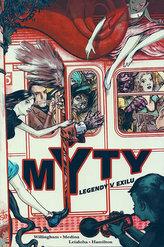Mýty 01 - Legendy v exilu (2. vydání)