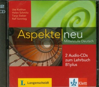 Aspekte neu B1+ – CD z. Lehrbuch