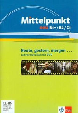 Mittelpunkt neu B1+ - DVD