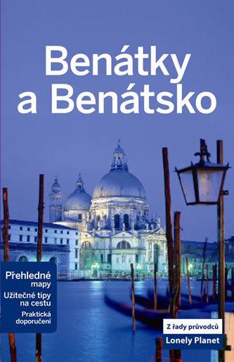 Benátky a Benátsko - Lonely Planet - neuveden