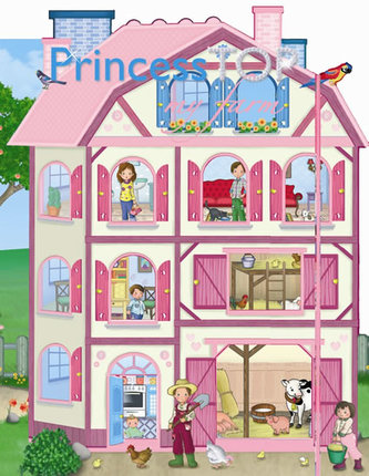 Princess TOP My Farm
