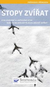 Stopy zvířat - Průvodce přírodou