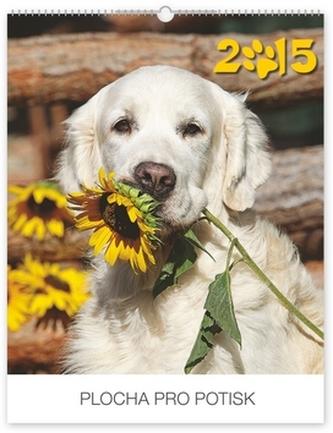 Psi Praktik - nástěnný kalendář 2015