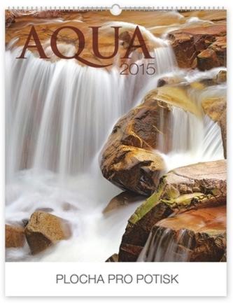 Voda Praktik - nástěnný kalendář 2015