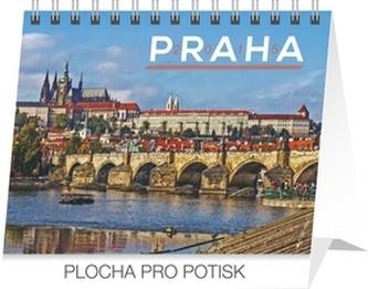 Praha Praktik - stolní kalendář 2015
