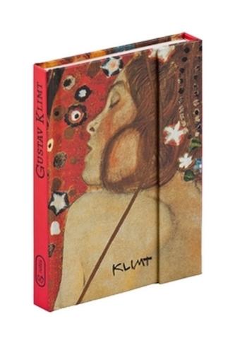Gustav Klimt magnetic notes