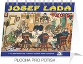 Josef Lada V hospodě Praktik - stolní kalendář 2015
