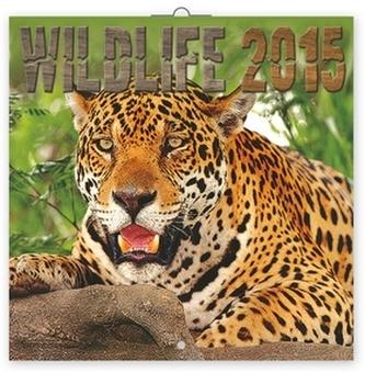 Wildlife - nástěnný kalendář 2015