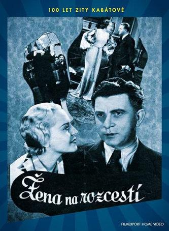 Žena na rozcestí - DVD (digipack)
