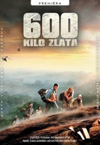 600 kilo zlata - DVD