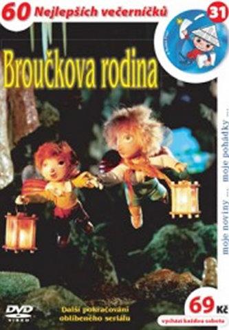 Broučkova rodina - DVD