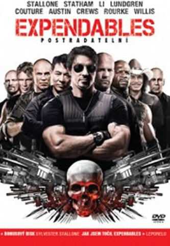 Expendables - DVD