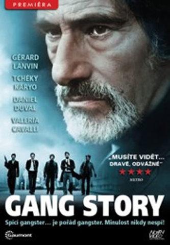 Gang story - DVD