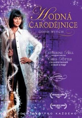 Hodná čarodějnice - DVD