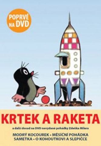 NORTH VIDEO - Krtek a raketa - DVD