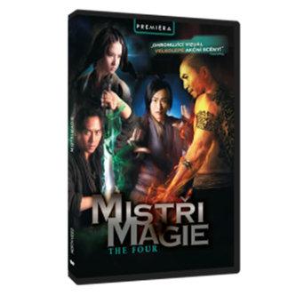 Mistři magie - DVD