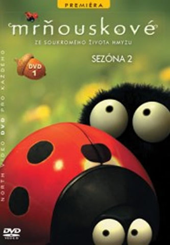 Mrňouskové 1. - DVD