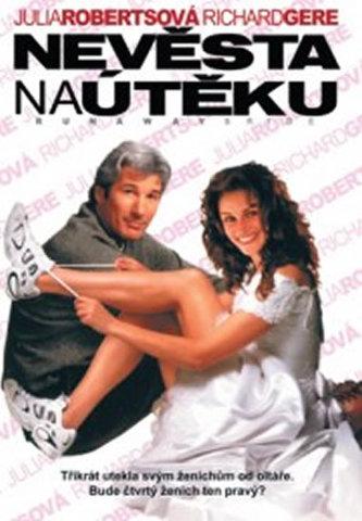 Nevěsta na útěku - DVD
