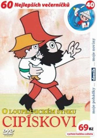 O loupežnickém synku Cipískovi - DVD