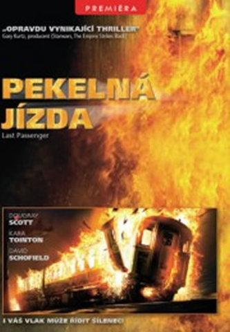 Pekelná jízda - DVD