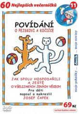 Povídání o pejskovi a kočičce - DVD