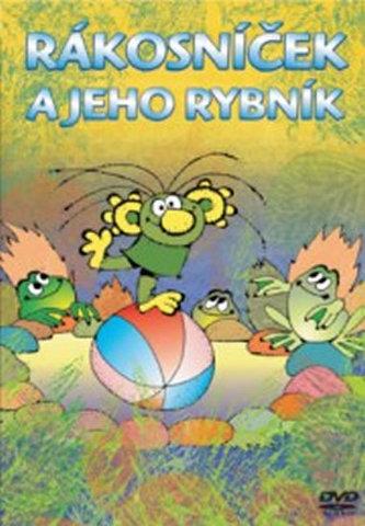 Rákosníček a jeho rybník - DVD