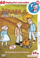Říkadla Josefa Lady - DVD