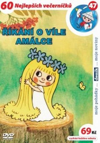 Říkání o víle Amálce - DVD